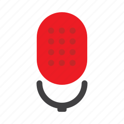 microphone, podcast, radio show, speak, speech, talk icon