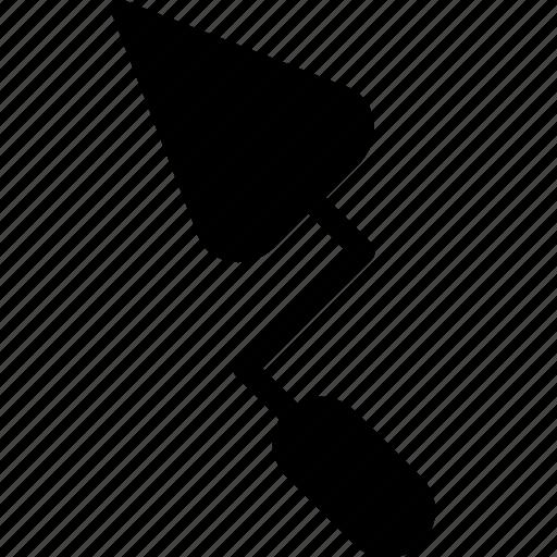 construction, tool, trowel, utensils icon