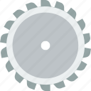 blade, equipment, saw, tool, tools, work icon