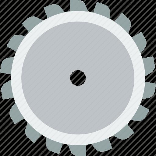 blade, equipment, saw, tool, tools, work icon