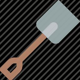 equipment, spade, tool, tools, work icon