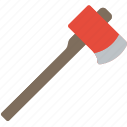 axe, equipment, tool, tools, work icon