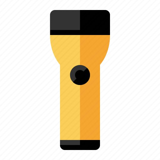 bulb, darkness, emergency, flashlight, illuminate, light, torch icon