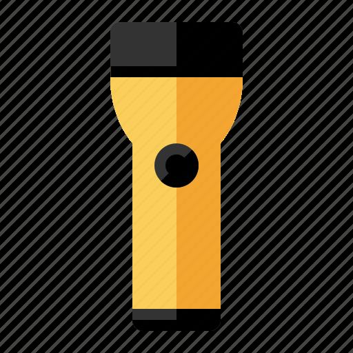 bulb, darkness, emergency, flashlight, illuminate, light, torch icon