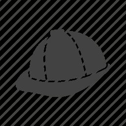 cap, clothing, cotton, fashion, hat, head, textile icon