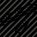 length, measure, meter, repair, ruler, tools icon