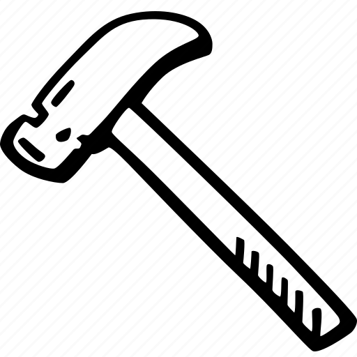 build, fix, hammer, hit, nail, repair, tools icon