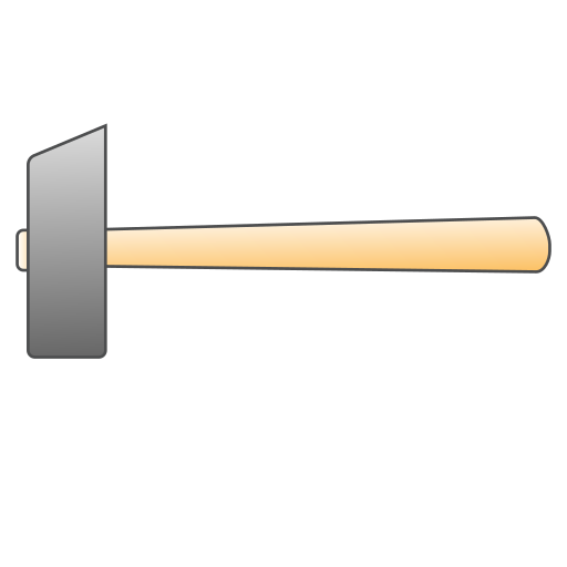build, hammer, instrument, repair, sledgehammer, tool, tools icon