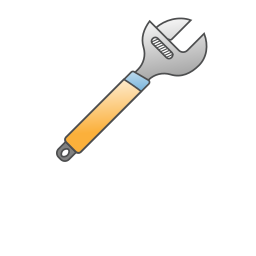 adjustable, instrument, nut, repair, screwdriver, tool, wrench icon