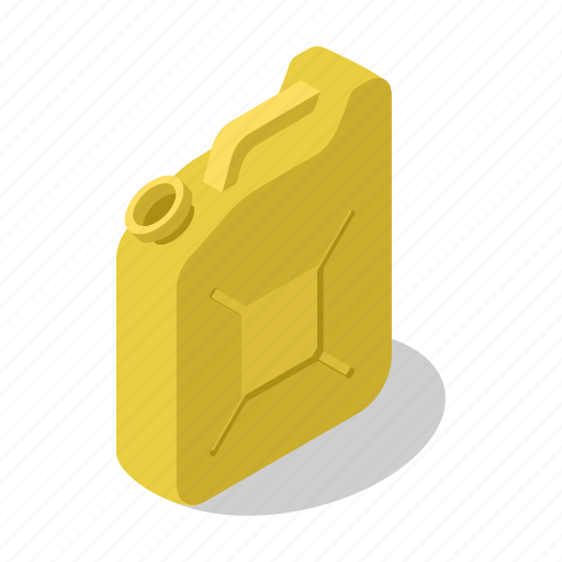 canister, fuel, tool icon