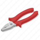 pliers, tool icon