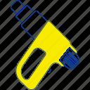 building, dryer, electric, equipment, heat, thin, tool