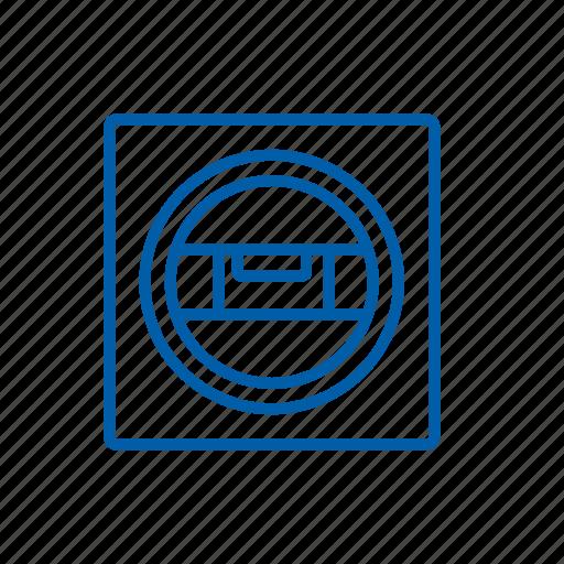 exact, flush, horizontal, level, straight, watchkit icon