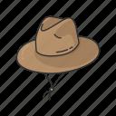 cap, farm hat, farmer's hat, farming, hat, straw hat