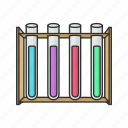 chemicals, chemistry, culture tube, sample tube, science, test tube