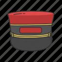 bellboy, bellboy cap, cap, hat, hote porter