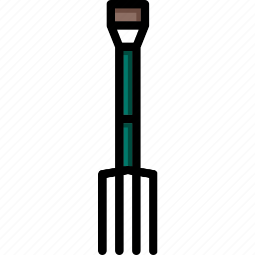 colour, fork, tools, ultra icon
