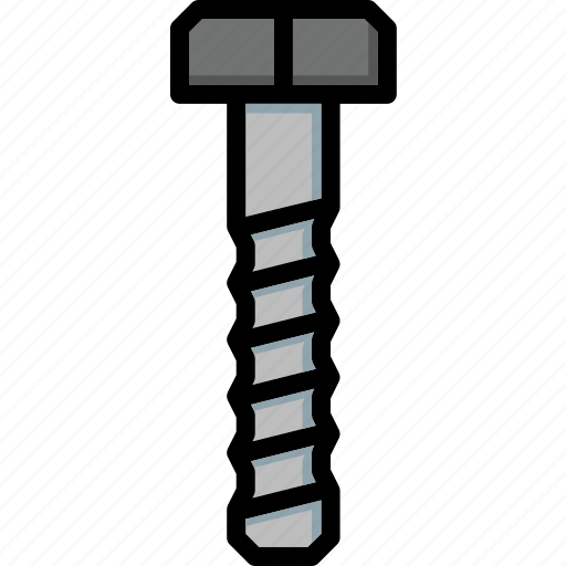 bolt, colour, tools, ultra icon