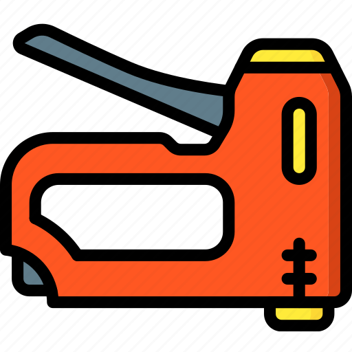 equipment, gun, staple, tool, tools, work icon