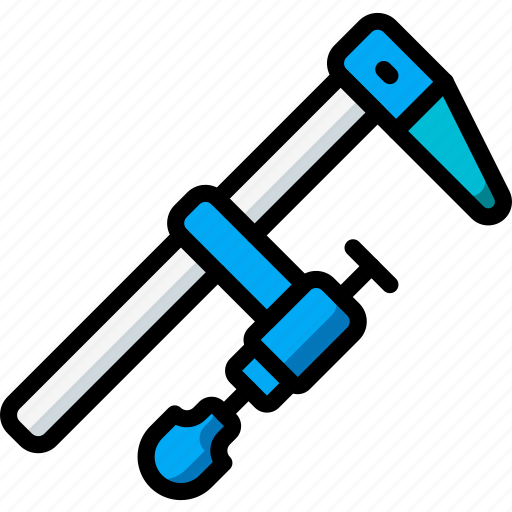 clamp, equipment, tool, tools, work icon