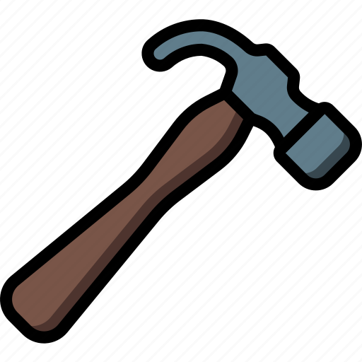 equipment, hammer, tool, tools, work icon