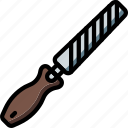 chisel, equipment, tool, tools, work icon