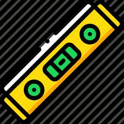 equipment, level, tool, tools, work icon