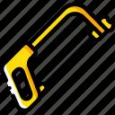 equipment, hacksaw, tool, tools, work icon