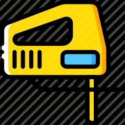 equipment, jigsaw, tool, tools, work icon