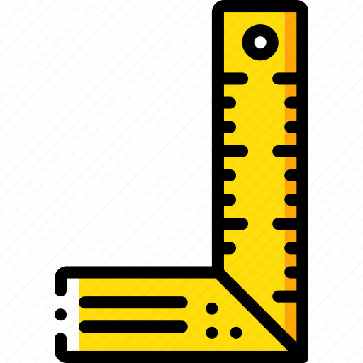 degree, equipment, ruler, tool, tools, work icon
