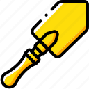 equipment, shovel, tool, tools, work icon