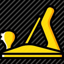 equipment, plane, tool, tools, wood, work icon