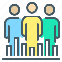 analysis, business, efficiency, group, productivity, team