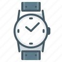 watch, watches, wrist icon