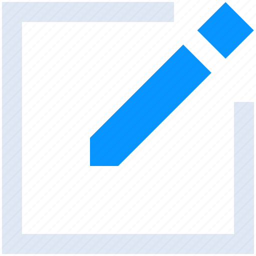 compose, document, edit, pen, pencil, write icon