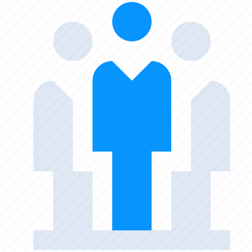 Community, group, leader, people, team, users icon - Download on Iconfinder