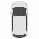 microbus, microvan, van, family van, multivan icon