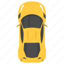automobile, concept auto, concept car, hybrid car, sports car icon