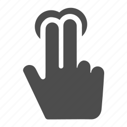 fingers, gesture, hand, hold, select, touch icon