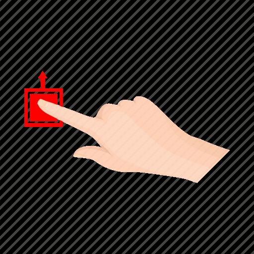 Finger, gesture, hand, manipulation, movement, sensor icon - Download on Iconfinder