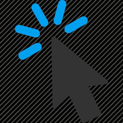 Mouse Click Arrow images