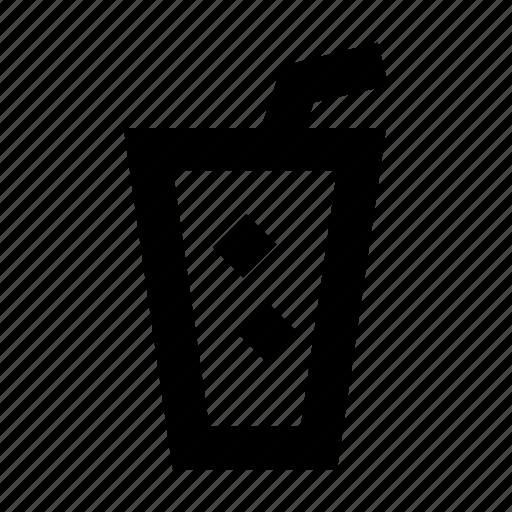 beverage, cold drink, juice cup, lemonade, soft drink icon