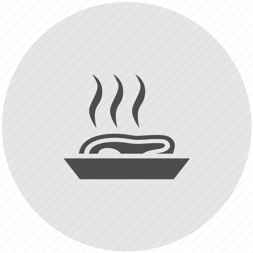 cafe, eat, food, kitchen, meat, restaurant icon