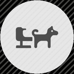 dog, husky, pet, race, racing, sled, sports icon