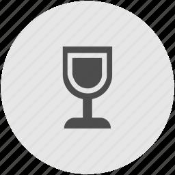 bar, cafe, glass, restaurant, shot, vodka, wine icon