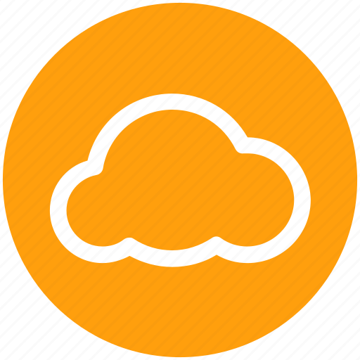 Cloud, data, i cloud, rain cloud, weather icon - Download on Iconfinder