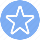 award, book mark, favorite, one star, rating, star