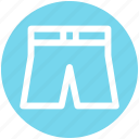 .svg, beach, beach scene, beach short, clothes, short, wear icon