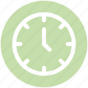 .svg, clock, minutes, time, timer, watch icon