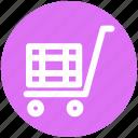 .svg, delivery, job, transport, transportation, wheelbarrow icon